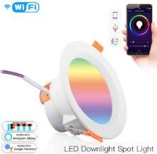 Ileidziamas LED RGB svietuvas Wi-Fi