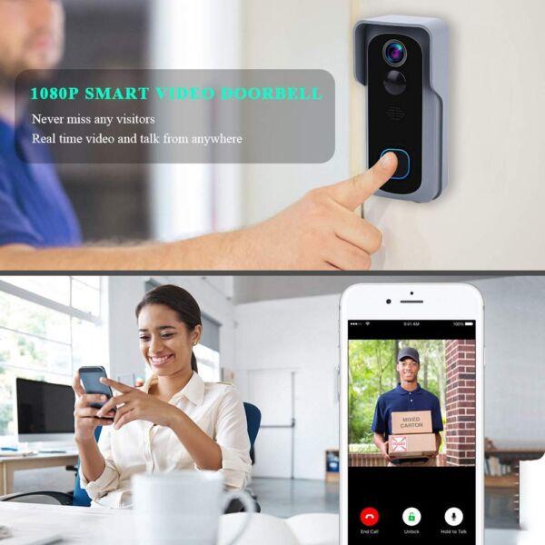 Durų skambutis Smart Life