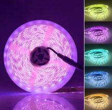 LED RGB juostos komplektas