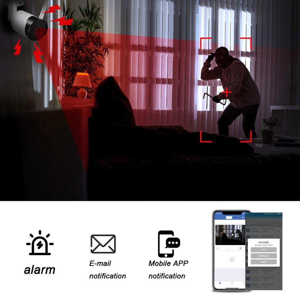 2MP WiFi vaizdo kamera