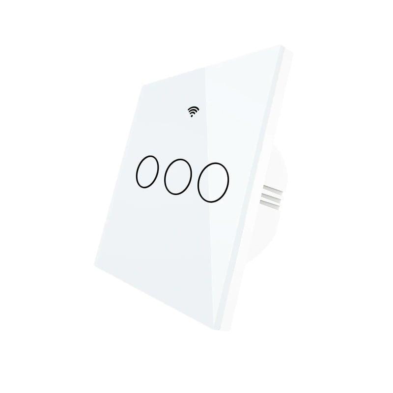 WiFi jungtukai mygtukai jungikliai