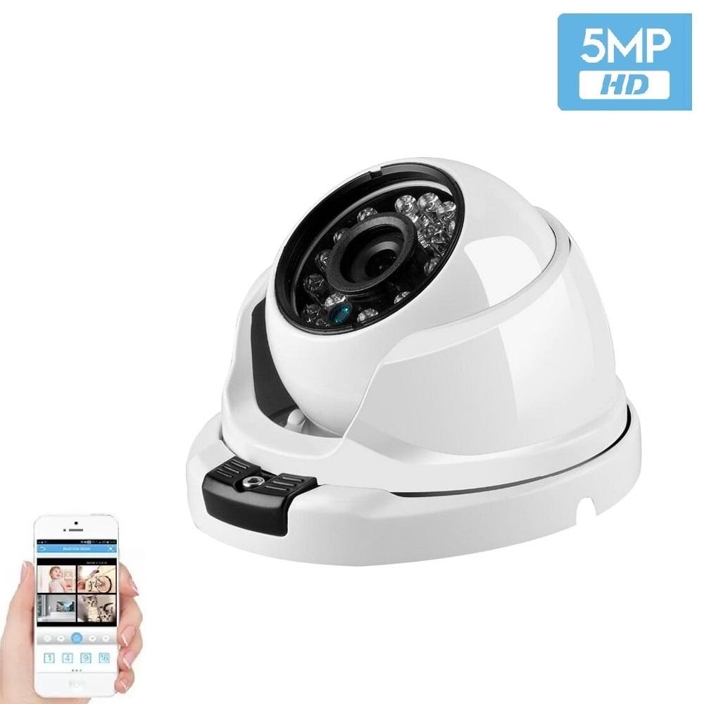 5MP IP POE kamera