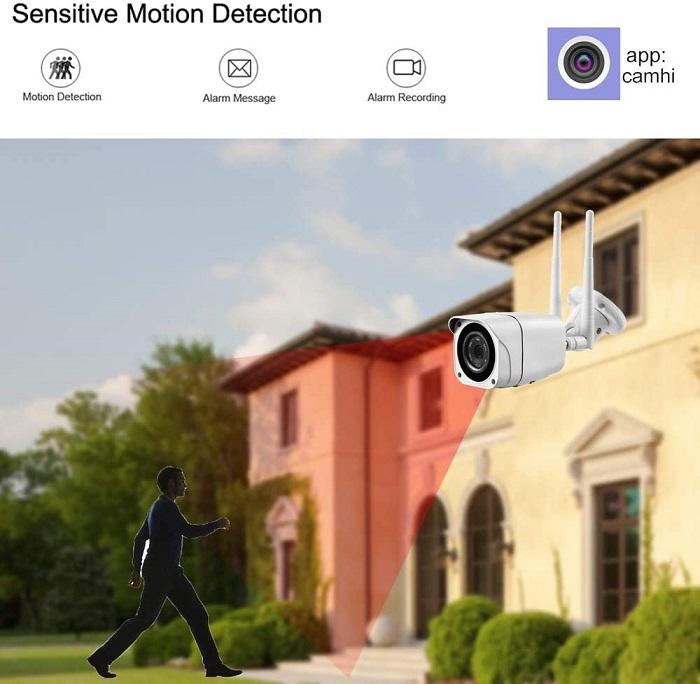 4G Vaizdo kameros