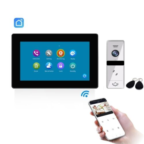 Telefonspynes IC komplektas SmartHome