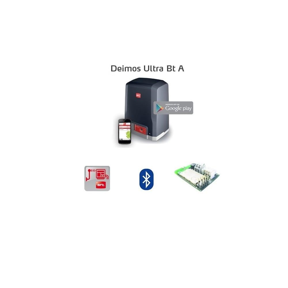 BFT Deimos Ultra Bluetooth automatika