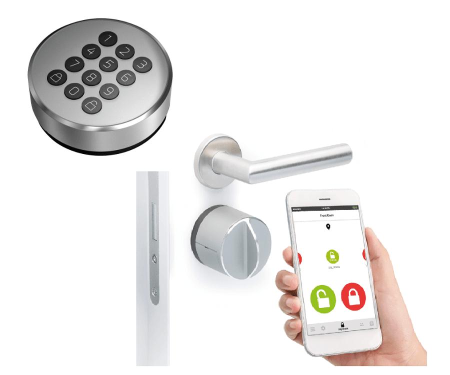 Danalock-v3-Bluetooth-PIN_Danapad
