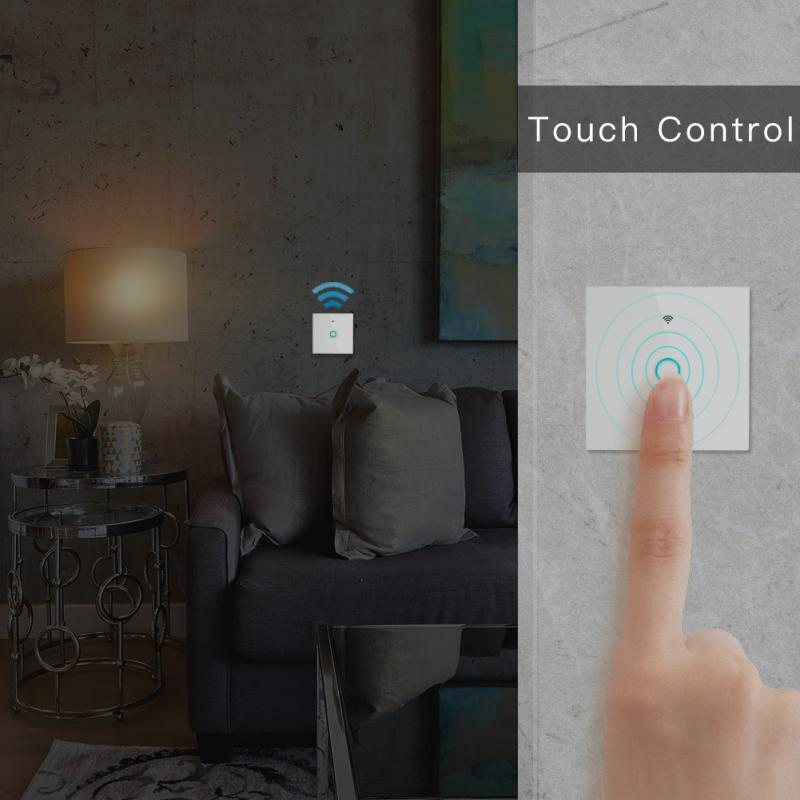 Jungtukai Wi-Fi Smart Home