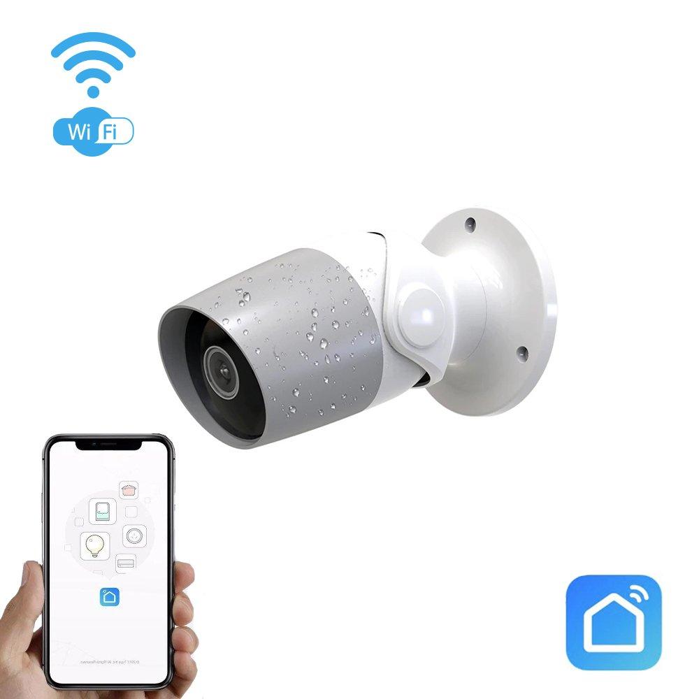 Lauko vaizdo stebėjimo kamera Smart Home