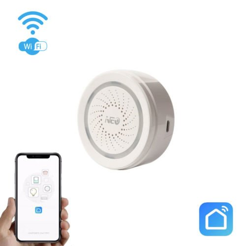 Sirena-signalizacija Smart Home