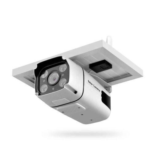 Vaizdo stebėjimo 2MP Wi-Fi kamera su saulės 5.5W baterija3
