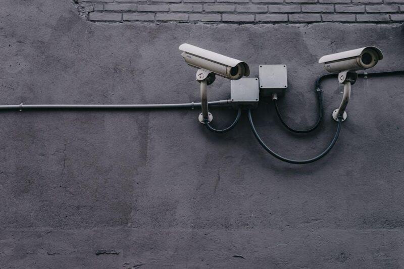 Vaizdo stebėjimo kameros