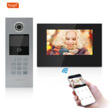 Vaizdo telefonspynės komplektas daugiabuciui