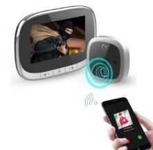 Wi-Fi duru akute SmartHome 2020