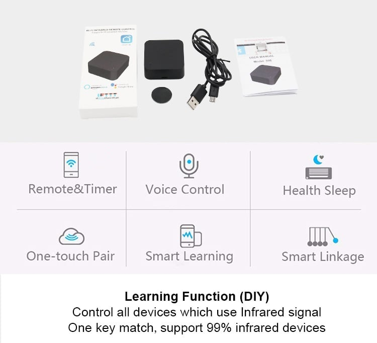 Wi-FI Remote Valdiklis