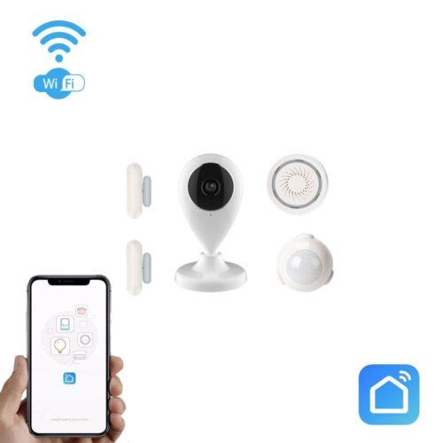 Wi-Fi signalizacijos komplektas Smart Home