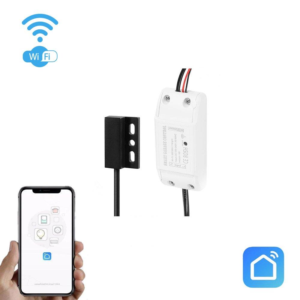 Wi-FI vartų valdiklis Smart Home